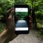 An Instagram marketing side business in action